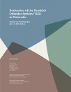Evaluation of the Youthful Offender System (YOS) in Colorado, 2014 (December 2014)
